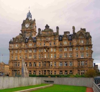 The Balmoral Edinburgh