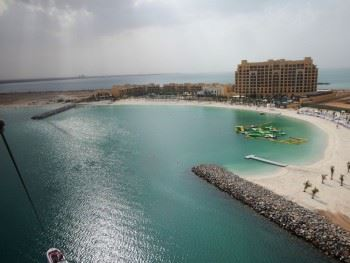 Marjan island resort & spa